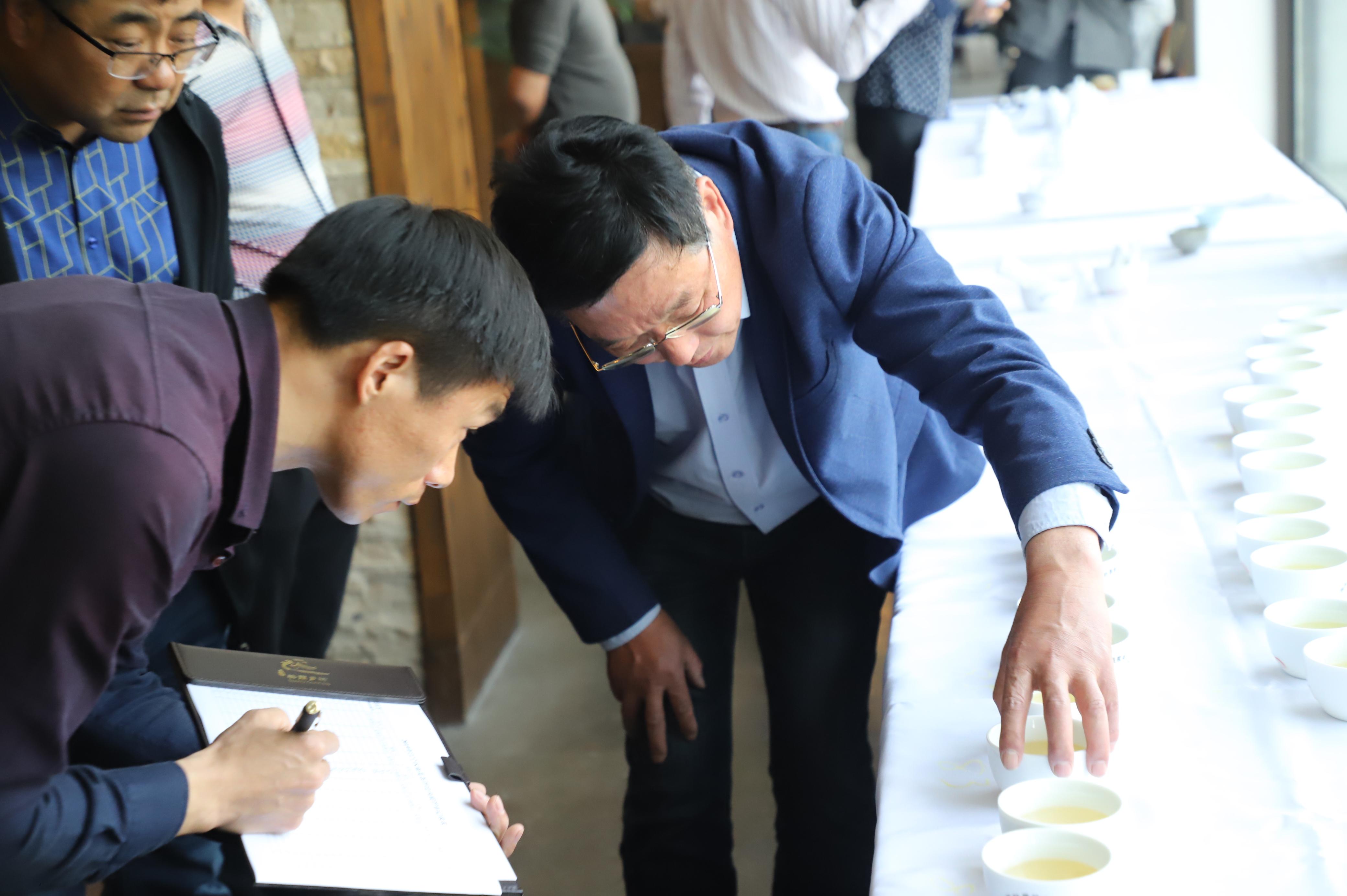 江宁举办茶叶大赛,哪种茶夺冠了?