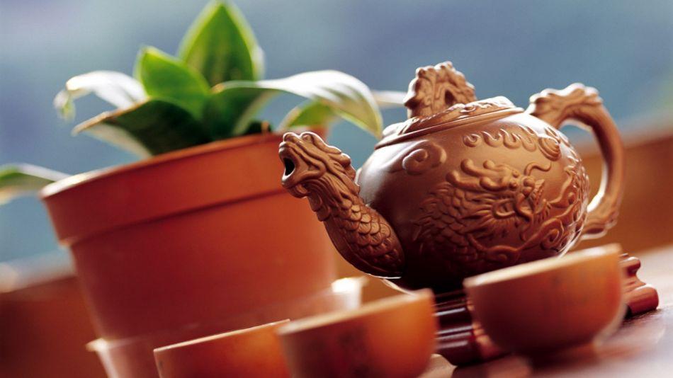 中国茶文化,是以茶为题材的物质文化、制度文化、精神文化的集合